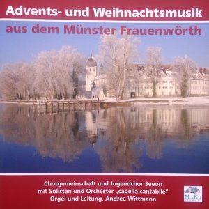 Advents-und Weihnachtsmusik Front